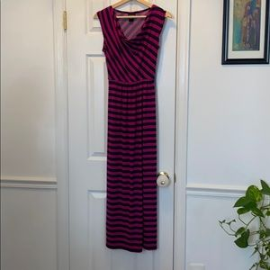 Dresses & Skirts - Casual stretch stripped dress